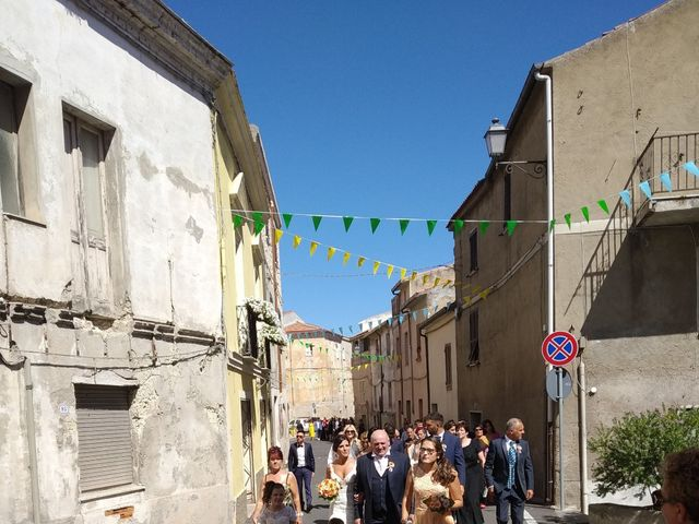 Il matrimonio di Marco e Ilenia a Nulvi, Sassari 25