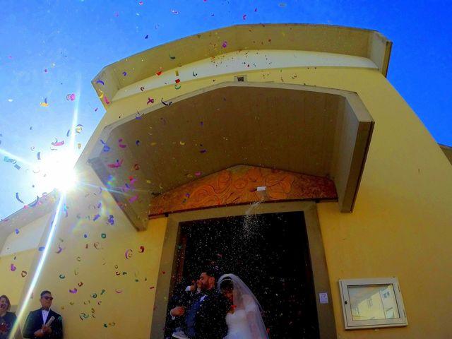 Il matrimonio di Christian e Natascia a Campiglia Marittima, Livorno 3
