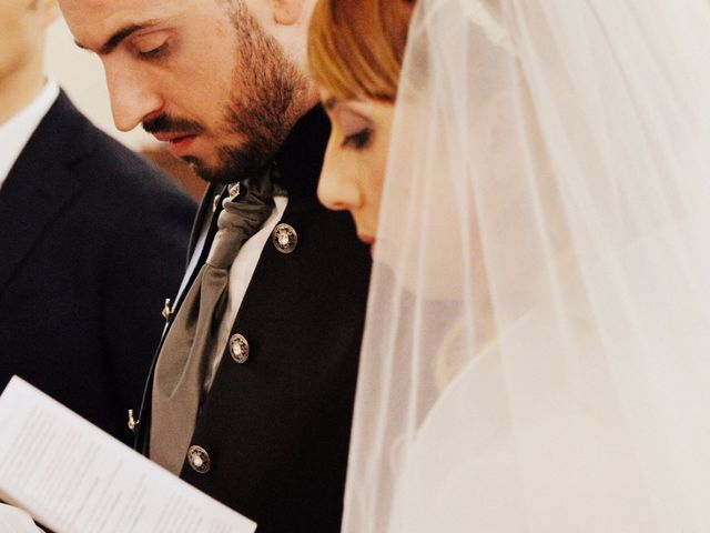 Il matrimonio di Christian e Natascia a Campiglia Marittima, Livorno 10