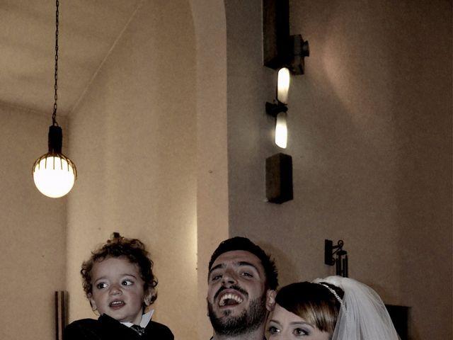 Il matrimonio di Christian e Natascia a Campiglia Marittima, Livorno 12