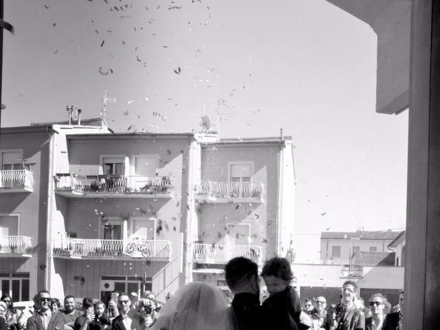 Il matrimonio di Christian e Natascia a Campiglia Marittima, Livorno 13
