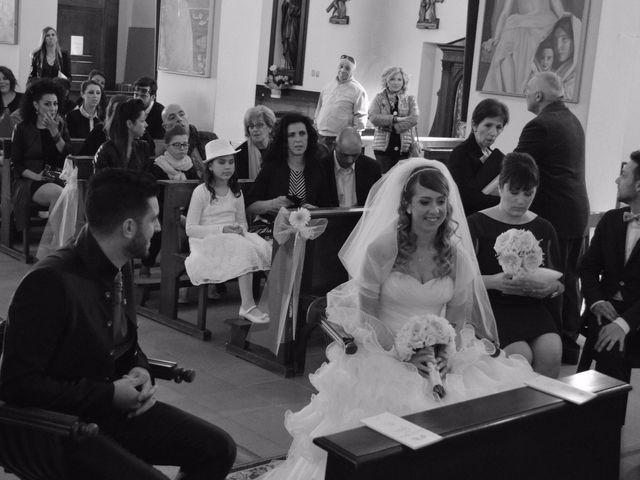 Il matrimonio di Christian e Natascia a Campiglia Marittima, Livorno 19