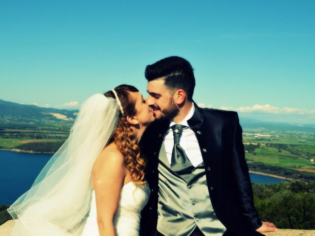 Il matrimonio di Christian e Natascia a Campiglia Marittima, Livorno 21