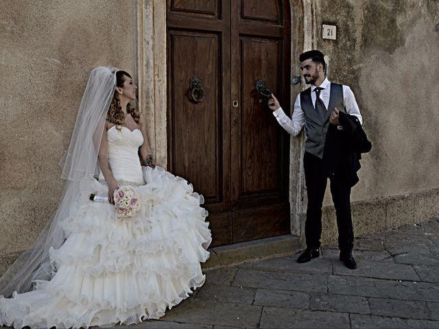 Il matrimonio di Christian e Natascia a Campiglia Marittima, Livorno 23