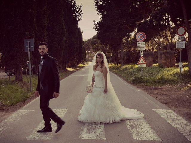 Il matrimonio di Christian e Natascia a Campiglia Marittima, Livorno 1