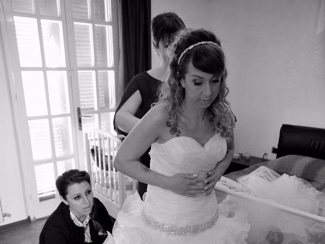 Il matrimonio di Christian e Natascia a Campiglia Marittima, Livorno 29