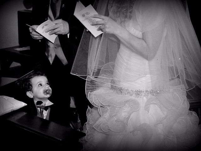 Il matrimonio di Christian e Natascia a Campiglia Marittima, Livorno 33