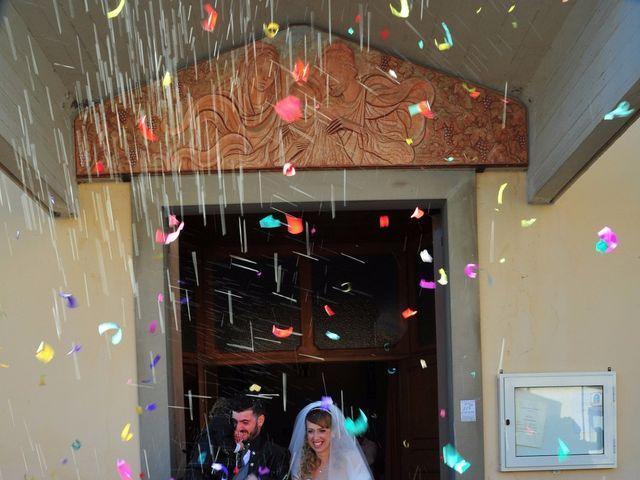 Il matrimonio di Christian e Natascia a Campiglia Marittima, Livorno 35
