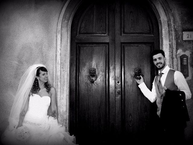 Il matrimonio di Christian e Natascia a Campiglia Marittima, Livorno 38