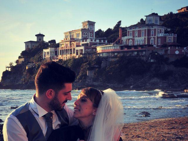 Il matrimonio di Christian e Natascia a Campiglia Marittima, Livorno 40