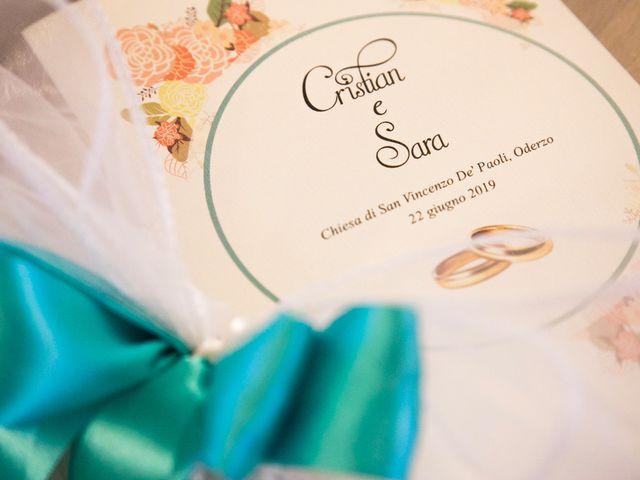 Il matrimonio di Cristian e Sara a Oderzo, Treviso 2