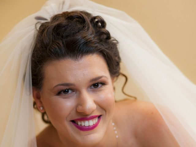 Il matrimonio di Cristian e Sara a Oderzo, Treviso 6