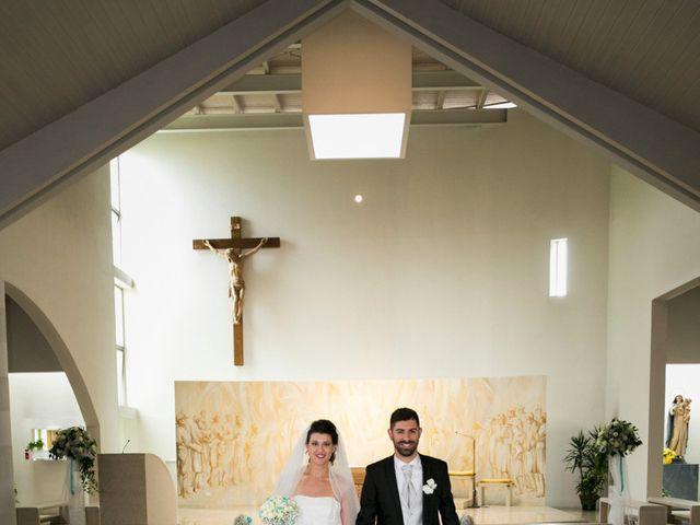 Il matrimonio di Cristian e Sara a Oderzo, Treviso 23