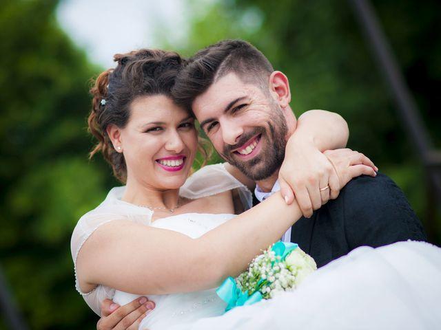 Il matrimonio di Cristian e Sara a Oderzo, Treviso 46