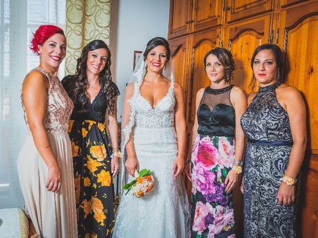 Il matrimonio di Marco e Ilenia a Nulvi, Sassari 43