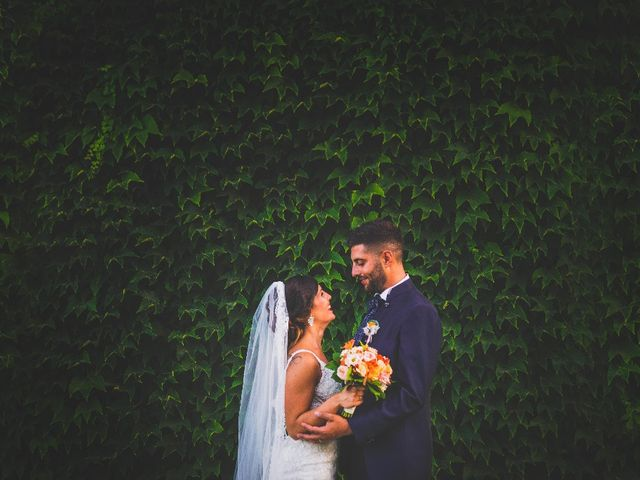 Il matrimonio di Marco e Ilenia a Nulvi, Sassari 45