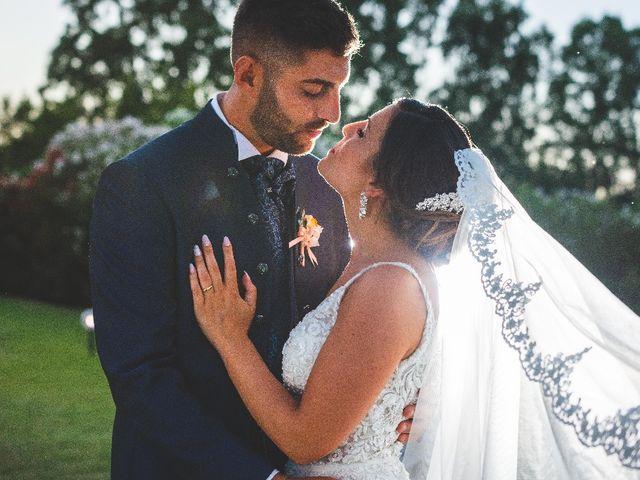 Il matrimonio di Marco e Ilenia a Nulvi, Sassari 47