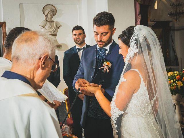 Il matrimonio di Marco e Ilenia a Nulvi, Sassari 49