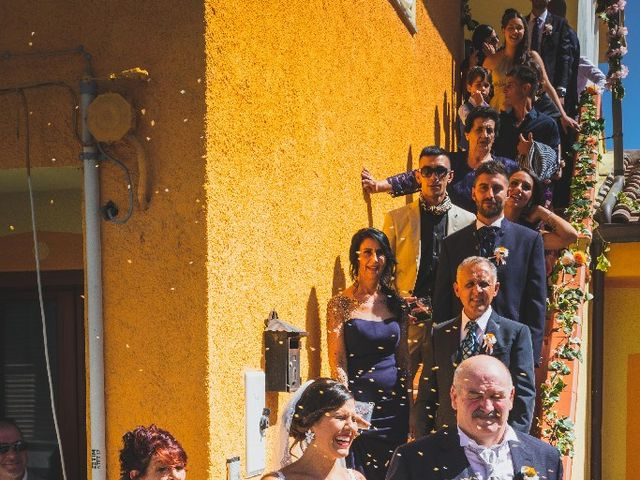 Il matrimonio di Marco e Ilenia a Nulvi, Sassari 50