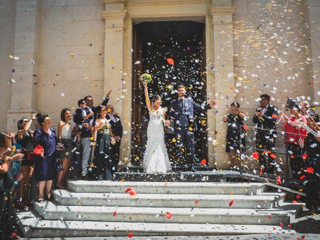 Il matrimonio di Marco e Ilenia a Nulvi, Sassari 51