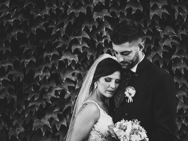 Il matrimonio di Marco e Ilenia a Nulvi, Sassari 52