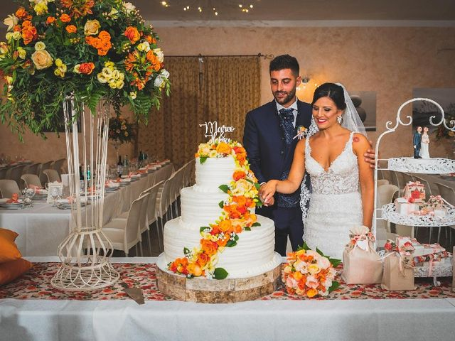 Il matrimonio di Marco e Ilenia a Nulvi, Sassari 59
