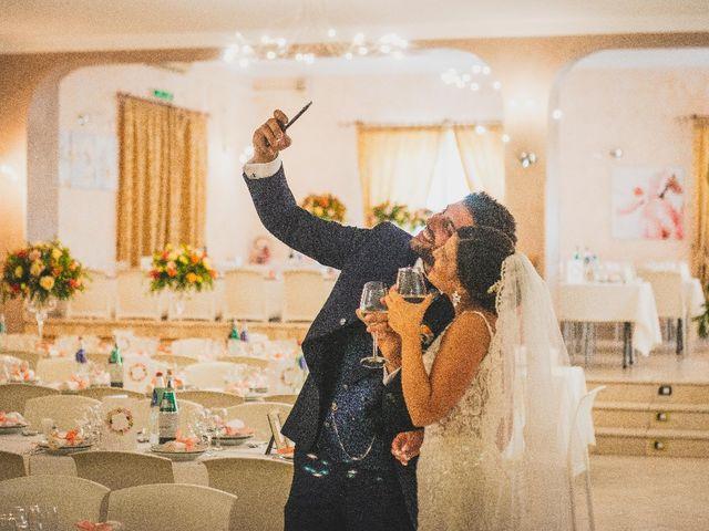 Il matrimonio di Marco e Ilenia a Nulvi, Sassari 60