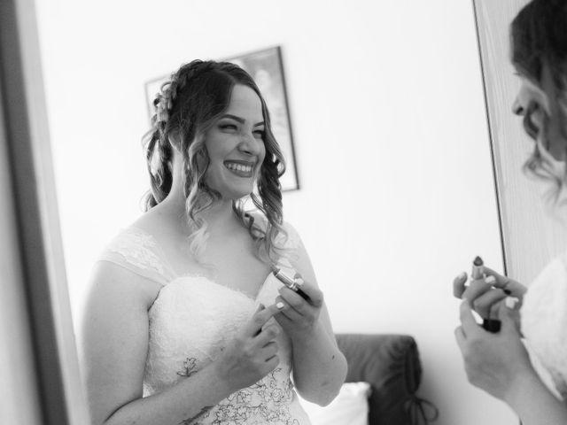 Il matrimonio di Fausto e Chiara a Canzo, Como 11