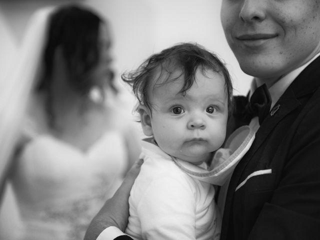 Il matrimonio di Fausto e Chiara a Canzo, Como 13