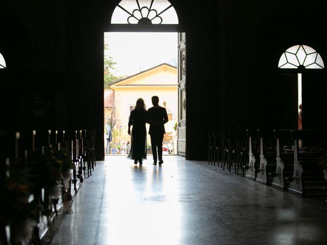 Il matrimonio di Fausto e Chiara a Canzo, Como 15