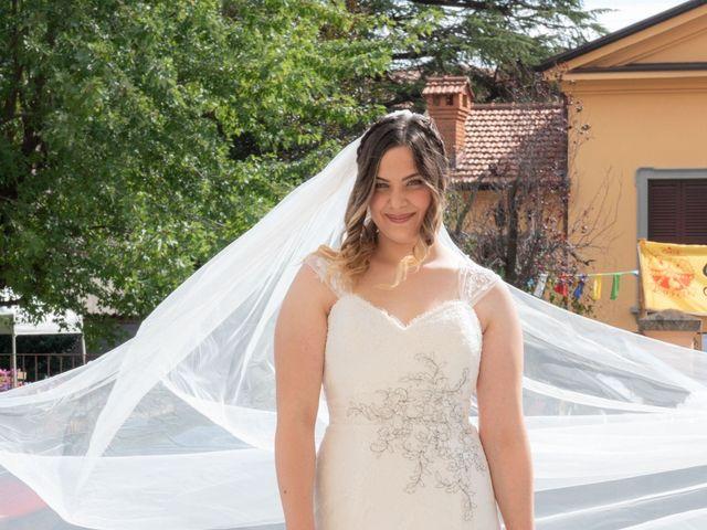 Il matrimonio di Fausto e Chiara a Canzo, Como 17