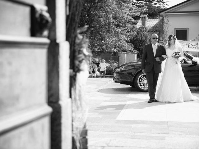 Il matrimonio di Fausto e Chiara a Canzo, Como 18