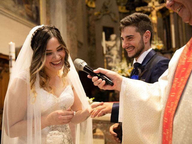 Il matrimonio di Fausto e Chiara a Canzo, Como 21
