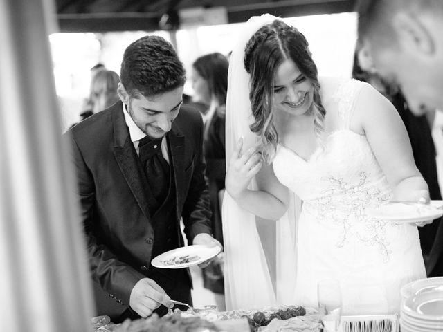 Il matrimonio di Fausto e Chiara a Canzo, Como 31