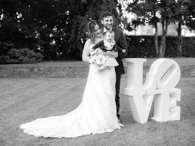 Il matrimonio di Fausto e Chiara a Canzo, Como 32