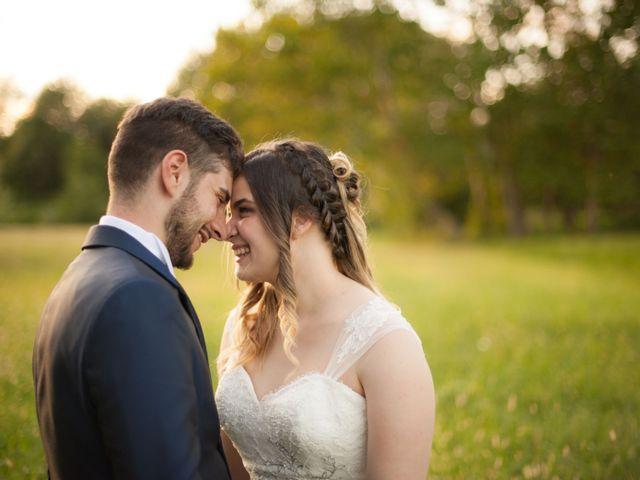 Le nozze di Chiara e Fausto