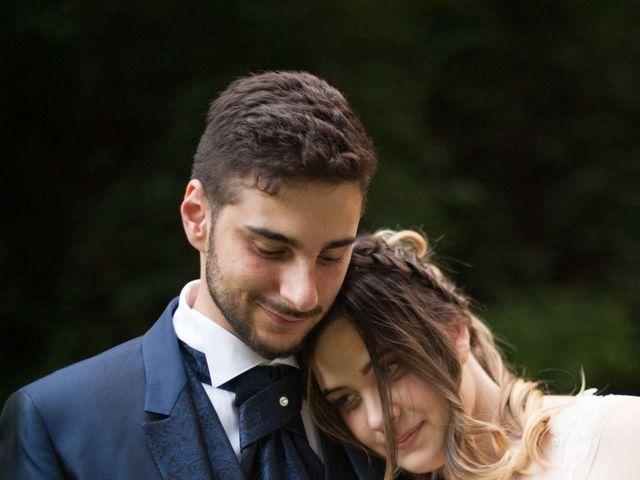 Il matrimonio di Fausto e Chiara a Canzo, Como 36