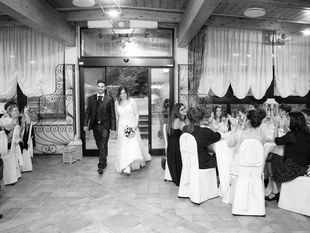 Il matrimonio di Fausto e Chiara a Canzo, Como 37
