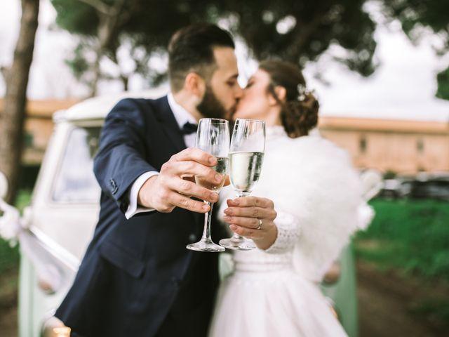 Il matrimonio di Giacomo e Vanessa a Roma, Roma 58