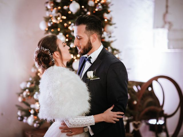 Le nozze di Vanessa e Giacomo