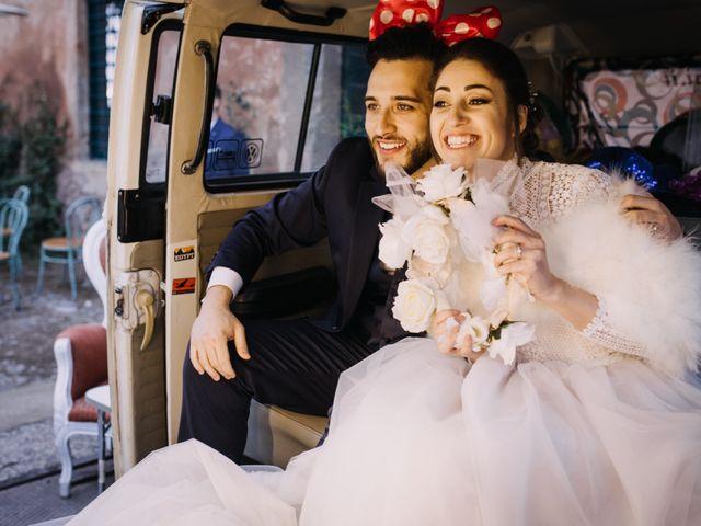 Il matrimonio di Giacomo e Vanessa a Roma, Roma 75
