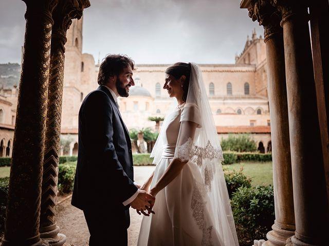 Il matrimonio di Gioele e Marina a Palermo, Palermo 12