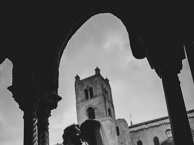 Il matrimonio di Gioele e Marina a Palermo, Palermo 14