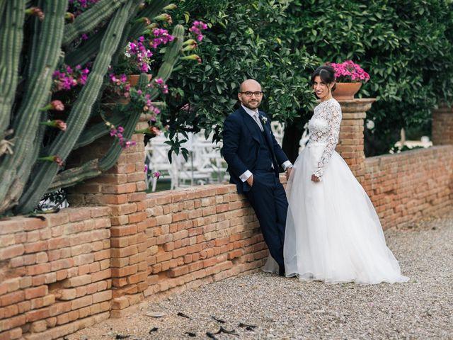 Le nozze di Giuseppemario e Roberta