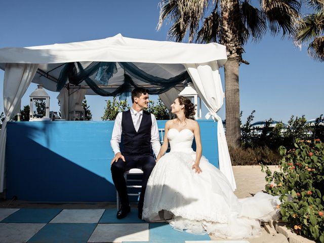 Il matrimonio di Nicola e Letizia a Falconara Marittima, Ancona 2