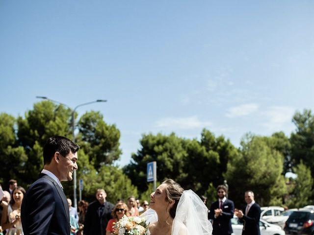 Il matrimonio di Nicola e Letizia a Falconara Marittima, Ancona 37