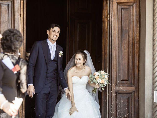 Il matrimonio di Nicola e Letizia a Falconara Marittima, Ancona 46