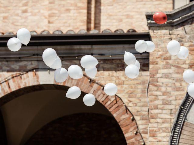 Il matrimonio di Nicola e Letizia a Falconara Marittima, Ancona 47