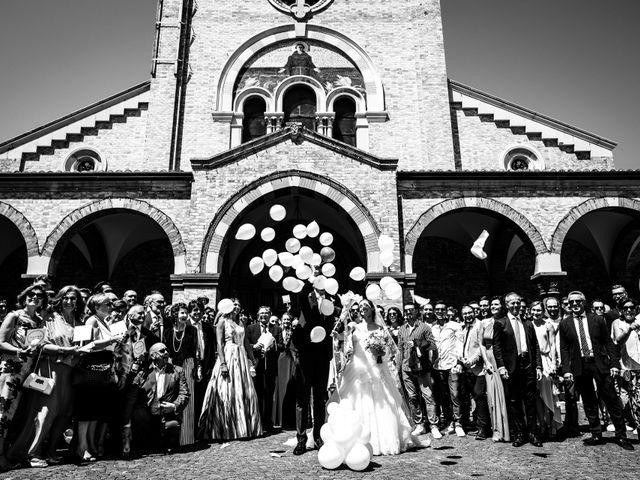 Il matrimonio di Nicola e Letizia a Falconara Marittima, Ancona 48