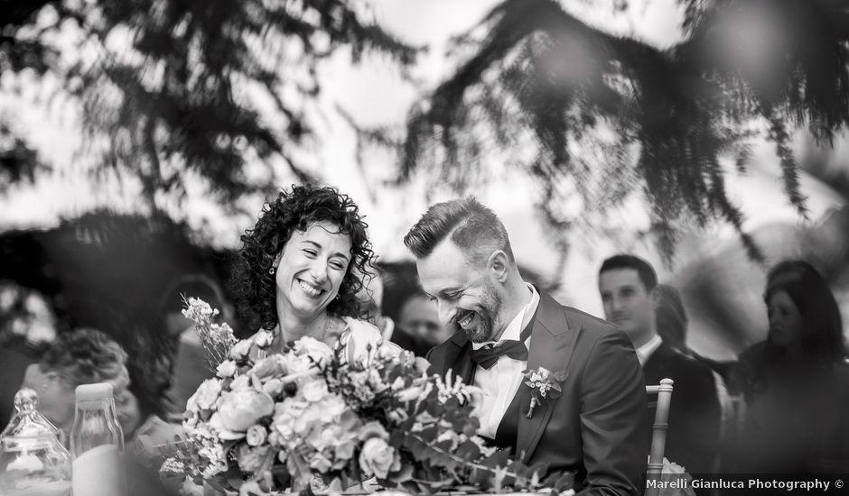 Il matrimonio di Silvio e Ilaria a Lecco, Lecco